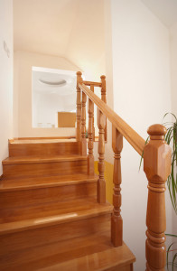 Stairs built by Redding Home Remodel and Construction Services